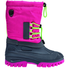 CMP Campagnolo Ahto WP Snow Boots Junior Pink Fluo
